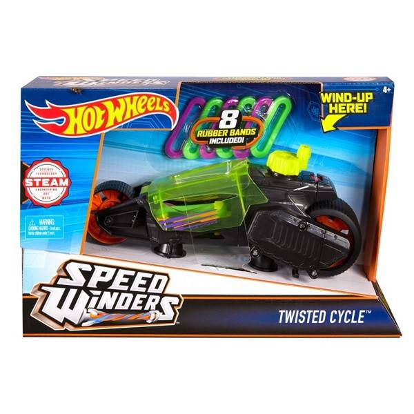 Мотоцикл Hot Wheels Турбоскорость DPB66/2