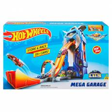 Трек Hot Wheels Мега гараж FTB68