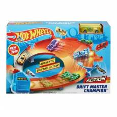 Трек Hot Wheels Чемпион Дрифта GBF81
