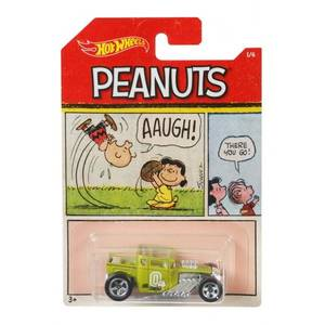 Машинка Hot Wheels Peanuts DWF03 (в ассортименте)