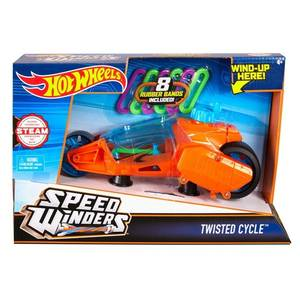 Мотоцикл Hot Wheels Турбоскорость DPB66/1