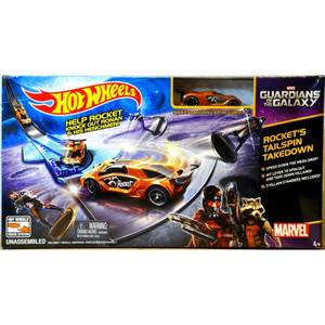 Трек Hot Wheels Marvel Guardians of the Galaxy