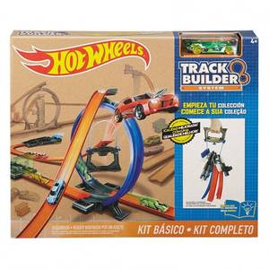 Трек Hot Wheels Workshop Builder Starter Kit DGD29