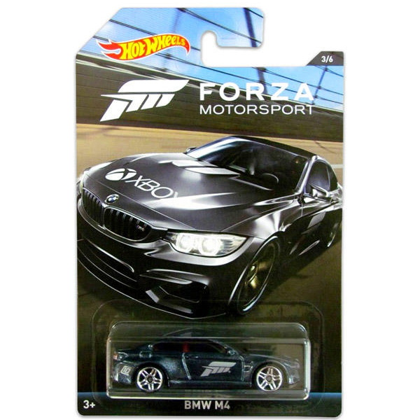 Автомобиль базовый Hot Wheels Forza DWF30 (в ассортименте)