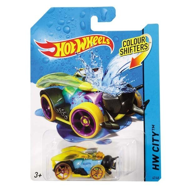 "Автомобиль Hot Wheels ""Измени цвет"" BHR15 (в ассортименте)"