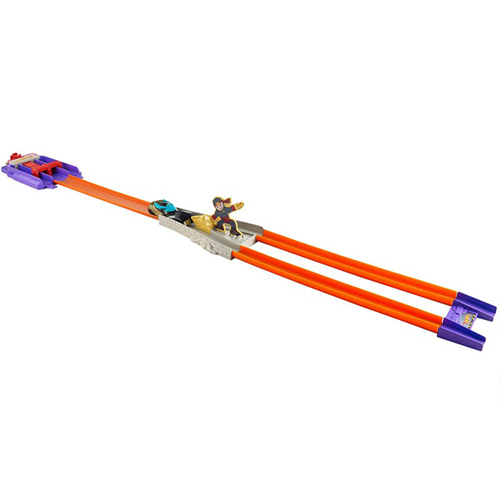 Трек Hot Wheels Action Track Set Split Speeders Ninja Chop