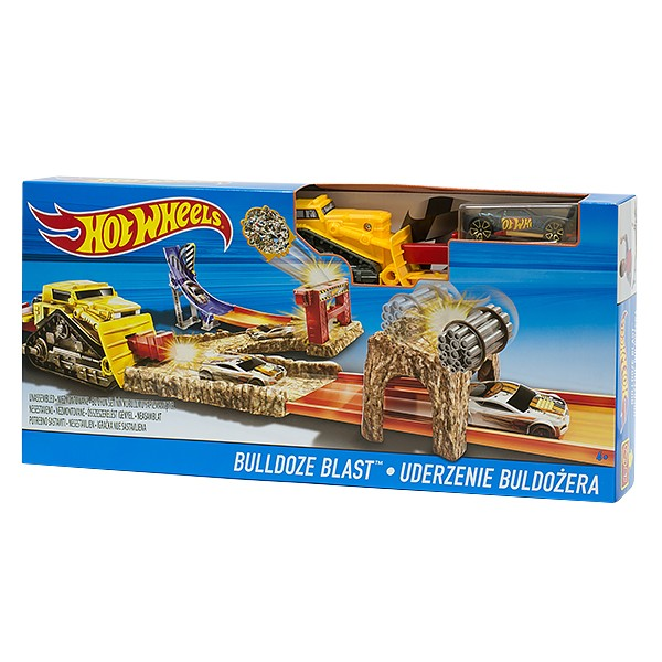 Трек Hot Wheels Daredevil Derby DNR74/3