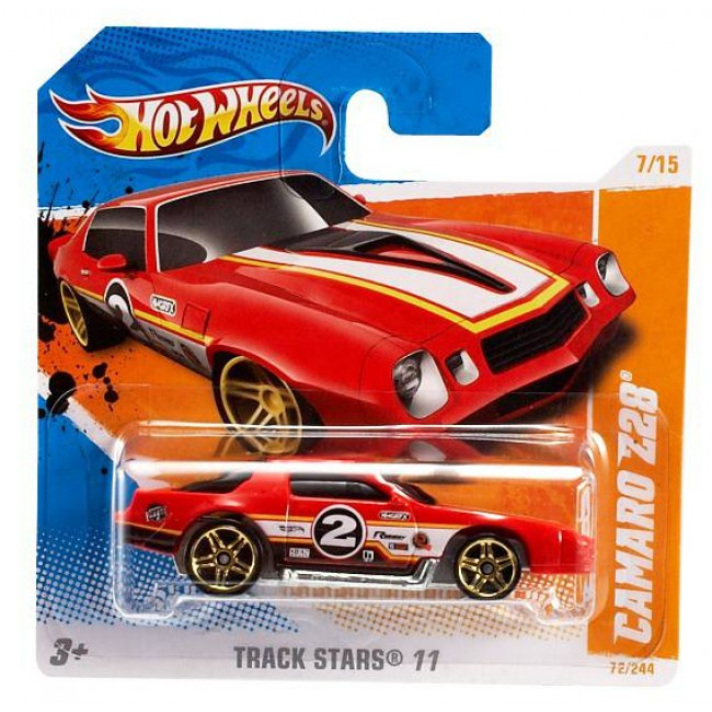 Автомобиль базовый Hot Wheels в ассортименте 5785
